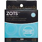 Zots Clear Adhesive Dots - Removable