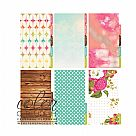 Color Crush Personal Planner Divider Set Kit - In Love With Life