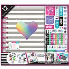 Create 365 Planner Box Kit - Rainbow Foil