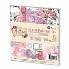 6x6 Paintable Pad - Tales of You & Me