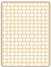 תבנית הבלטה - Embossing Folder - Basket Weave