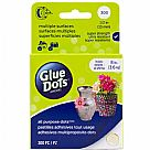 נקודות דבק - Glue Dots All Purpose Dots 300Roll