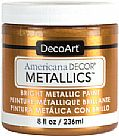 Americana Decor Metallics - Old Gold