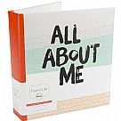 "Project Life 6""X8"" Memory Book Album - All About Me"
