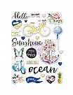 St. Tropez Collection - Puffy Stickers