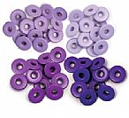 Eyelets - Wide - Purple