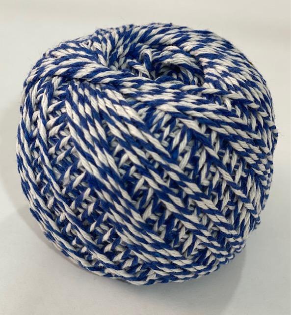 חוט אופים /טווין BAKERS TWINE -כחול כהה 100