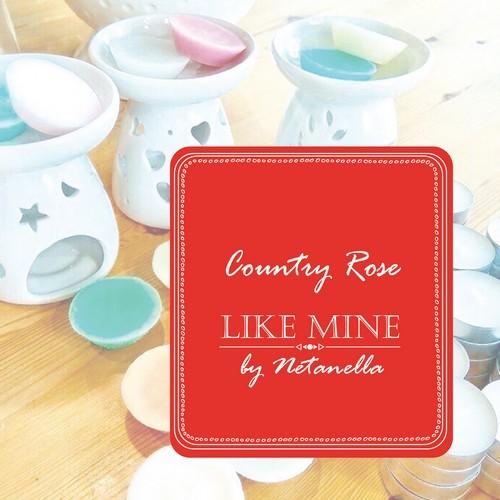 דיסקית שעווה - Country Rose
