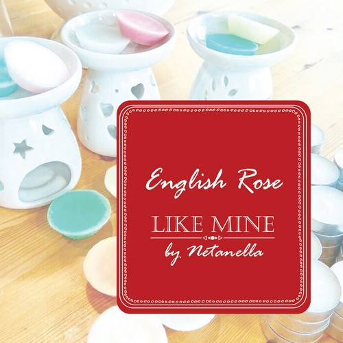 דיסקית שעווה - English Rose
