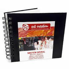 מחברת סקיצה - Talens Art Creation - Sketchbook Spiral