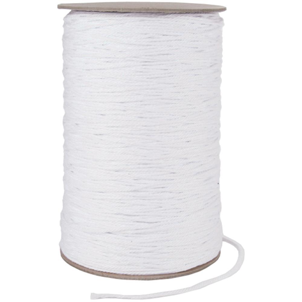 חבל לבן עבה - Cable Cord Size 50