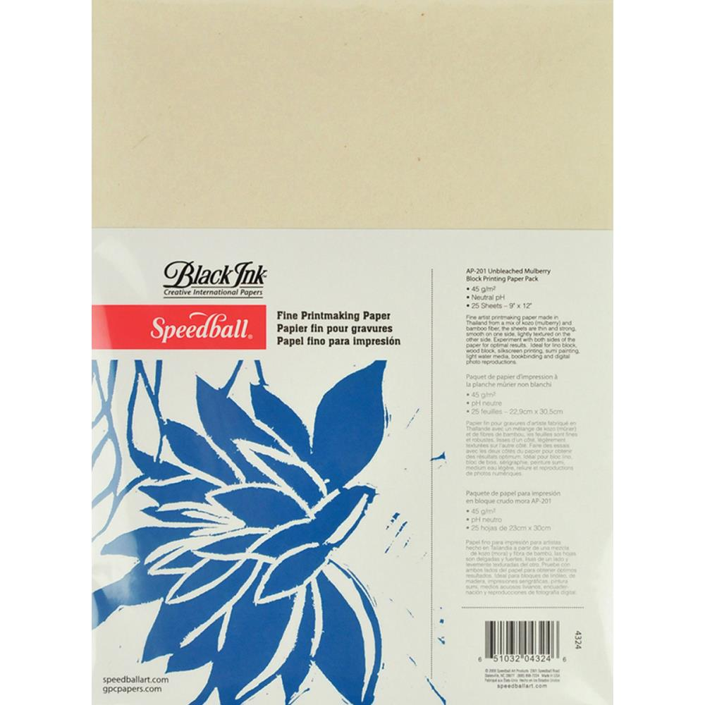 Speedball Fine Printmaking Paper