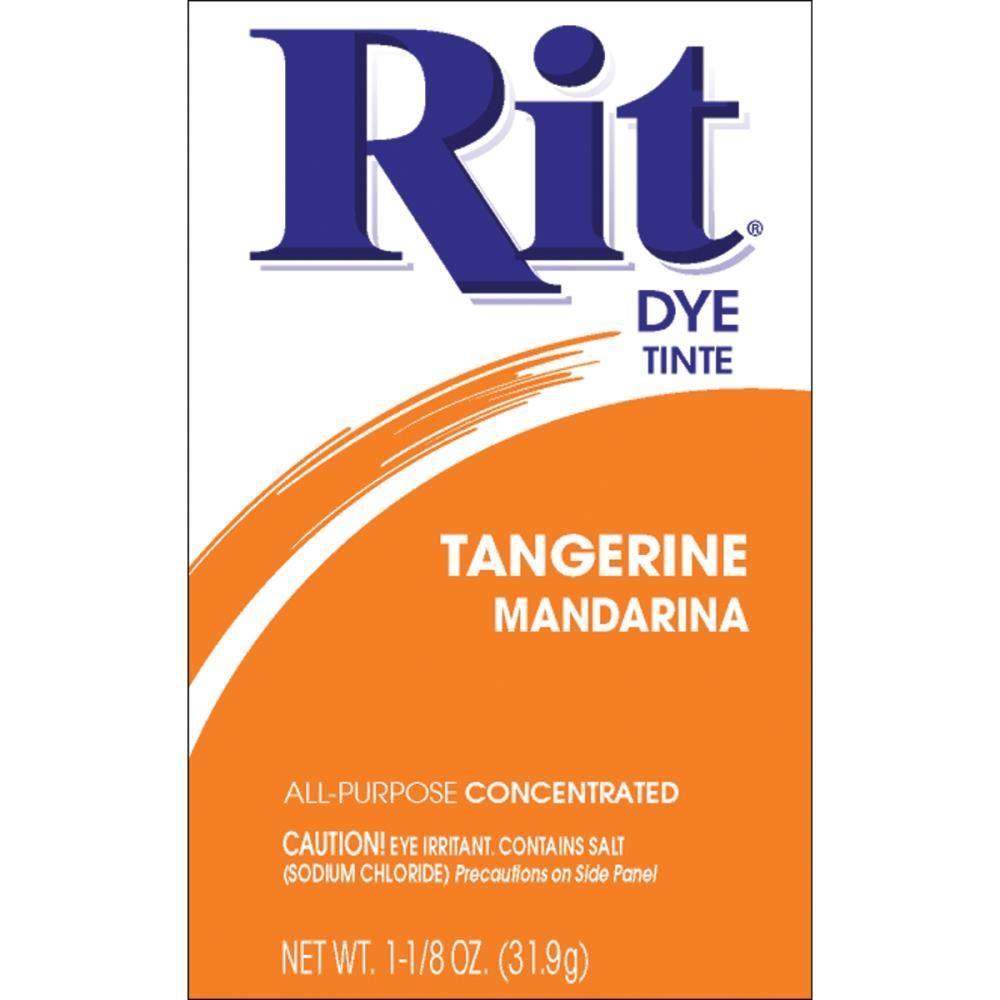 אבקת צבע לבדים Rit Dye Powder - Tangerine