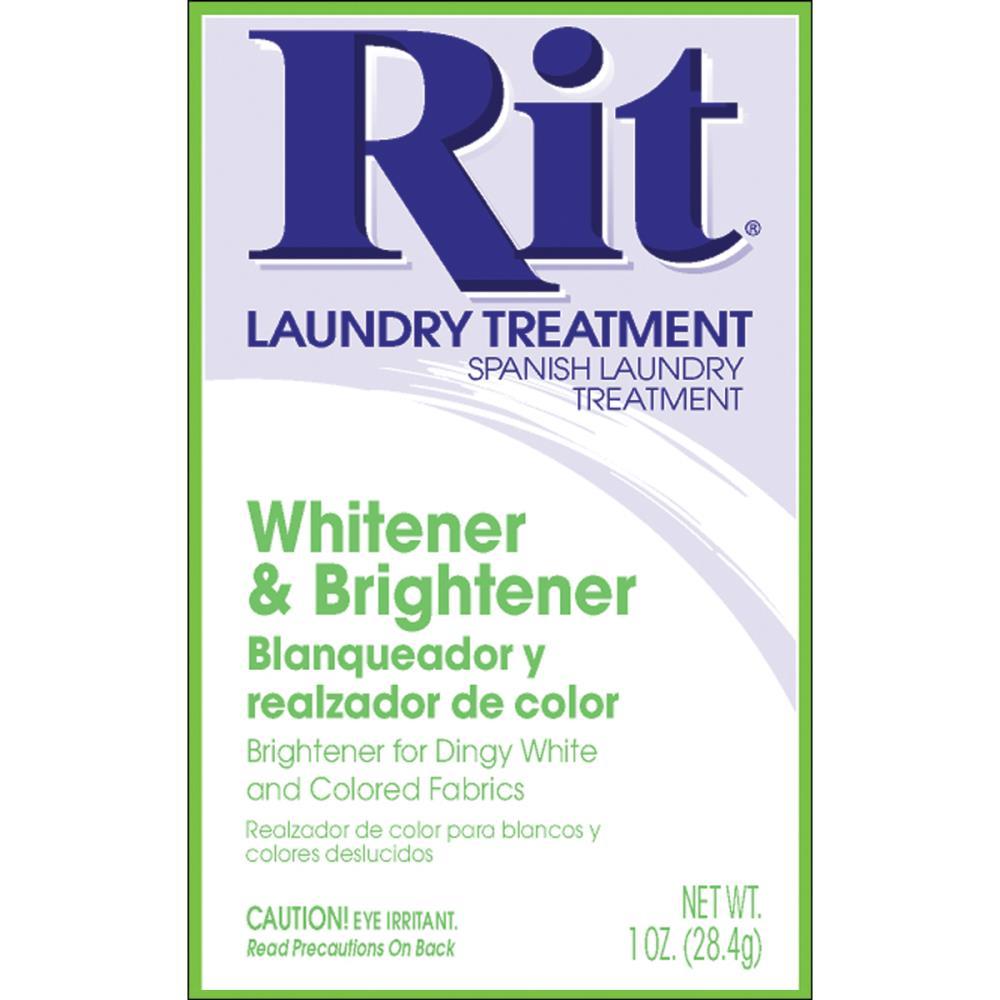 מחדש צבע לבדים Rit Dye Whitener & Brightener