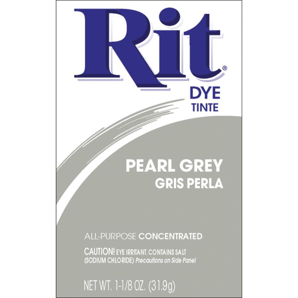 אבקת צבע לבדים Rit Dye Powder - Pearl Gray