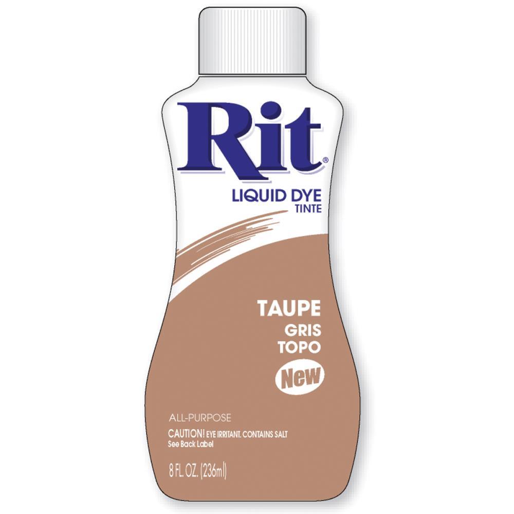 צבע לבדים Rit Dye Liquid - Taupe