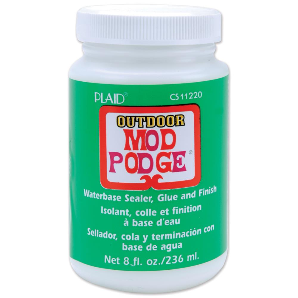 Mod Podge Outdoor Finish 8oz