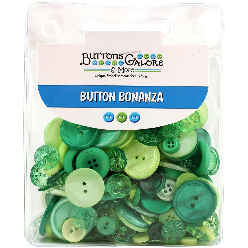 מארז כפתורים - Button Bonanza - Rainforest