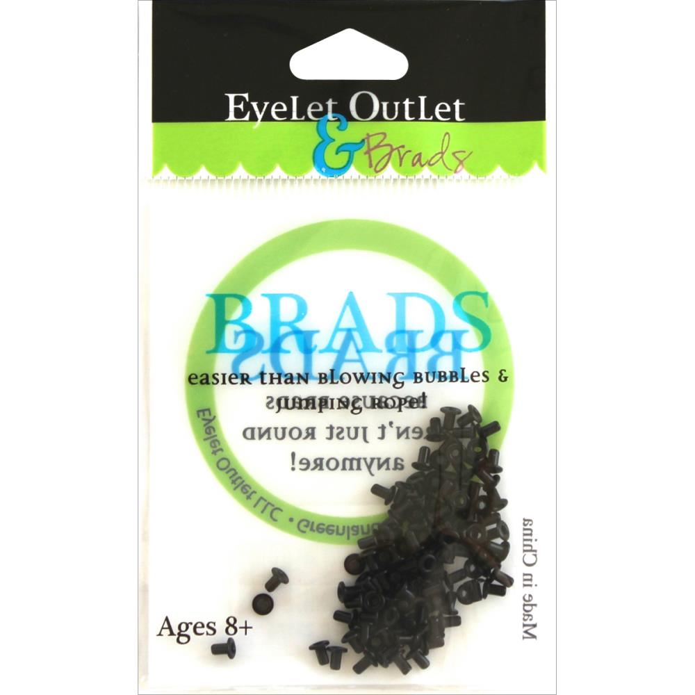 "Eyelet Outlet Eyelets 1/16"" - Black"