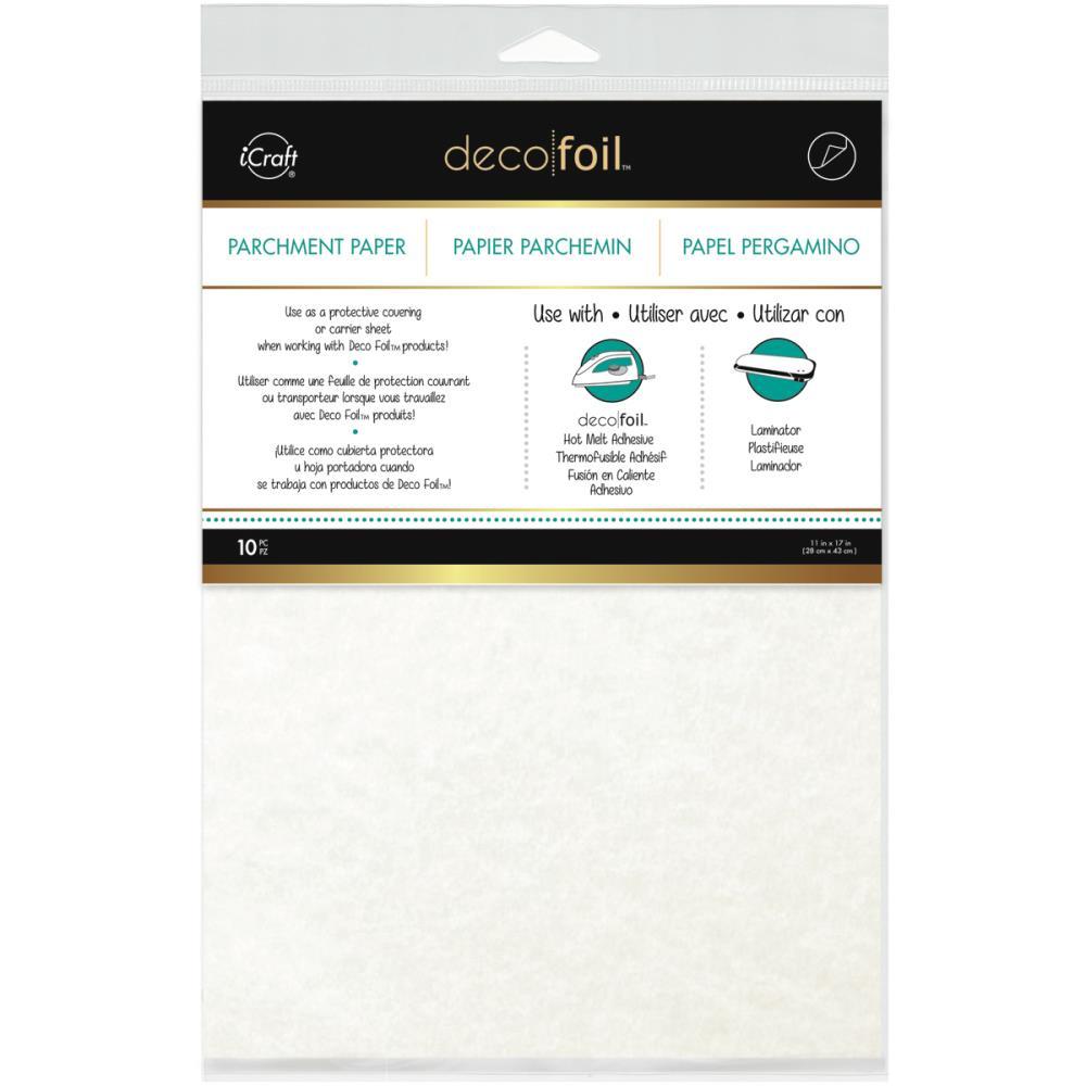 """Deco Foil Parchment Paper 11""""X17"""""""
