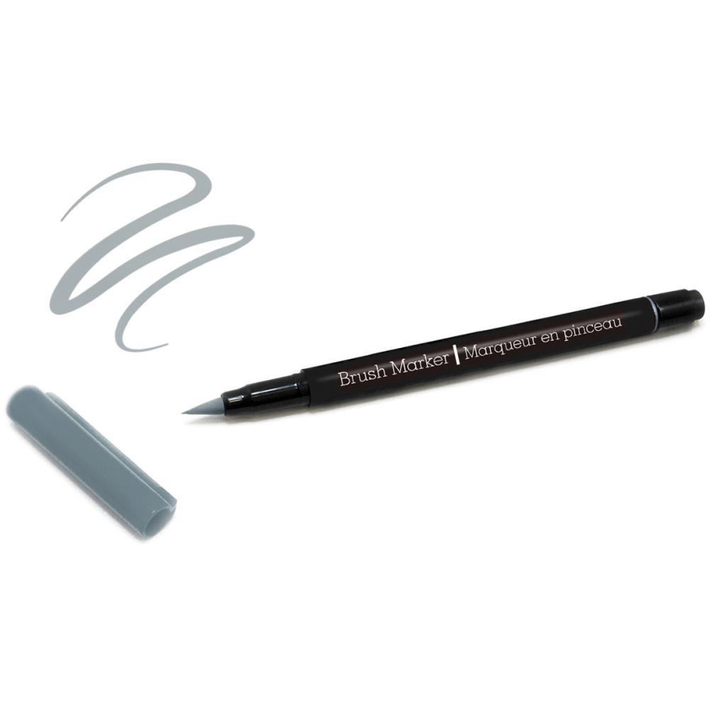 Color Factory Long-Tip Brush Marker - Grey