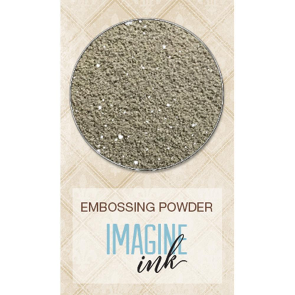 אבקת הבלטה - Embossing Powder - Black Sand