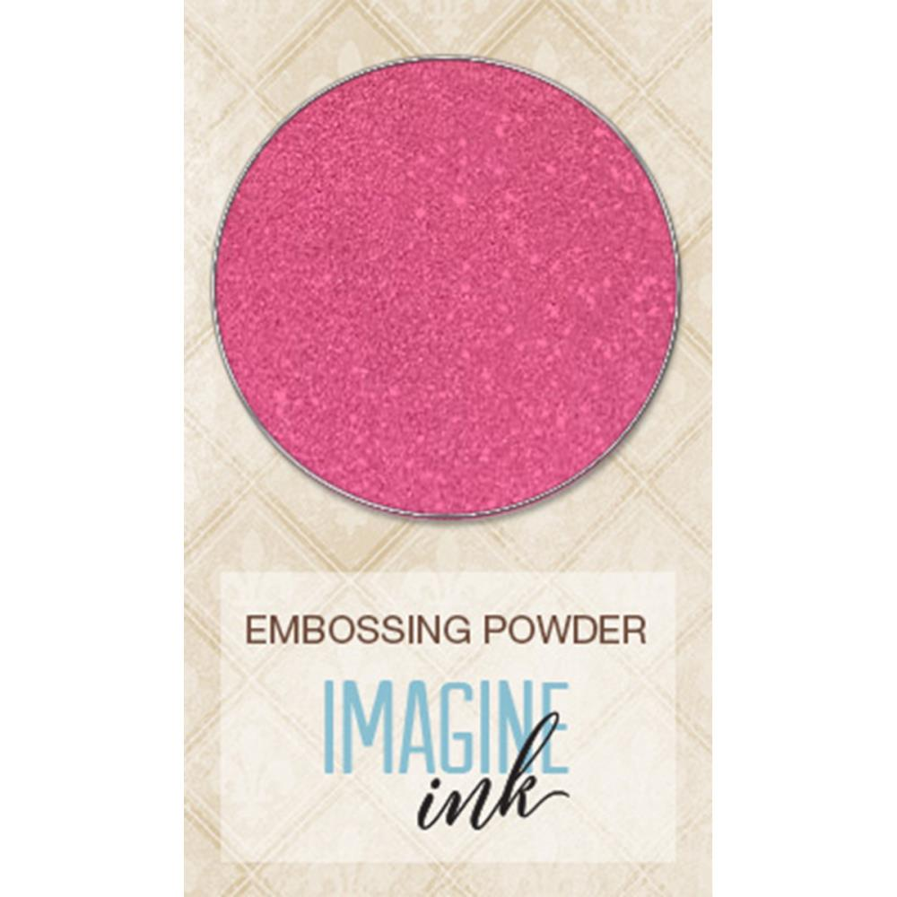 אבקת הבלטה - Embossing Powder - Raspberry