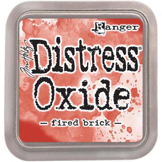 Tim Holtz Distress Oxides Ink Pad - Fired Brick