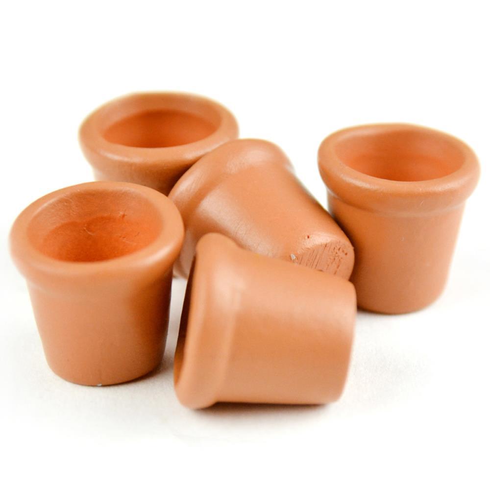 מיניאטורה - Fairy Garden Mini Pots