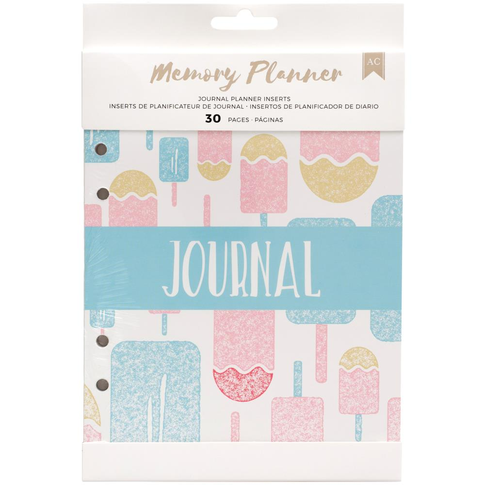 Memory Planner Inserts - Journal