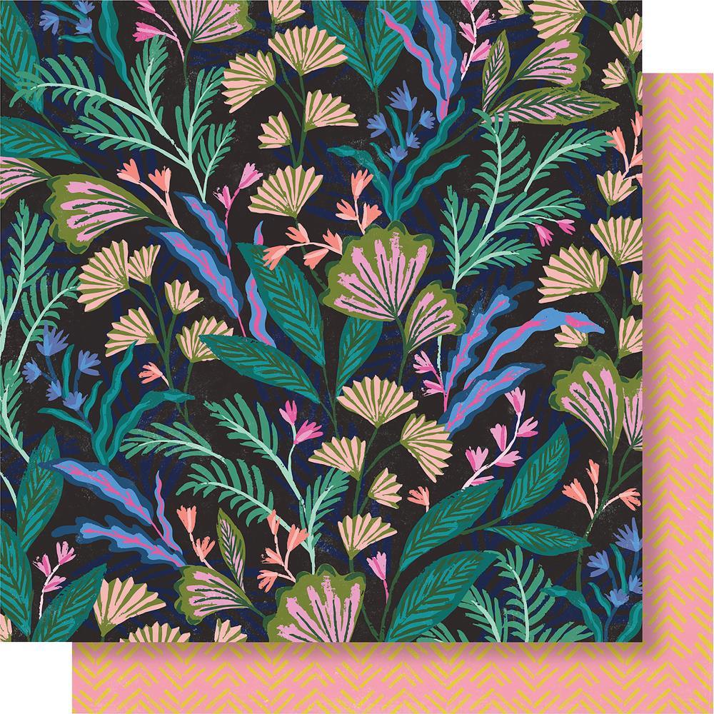 דף קארדסטוק - Wild Heart - Jungle