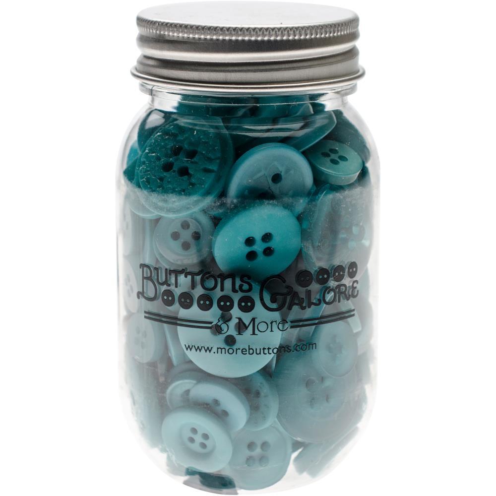 צנצנת כפתורים - Button Mason Jars - Aruba