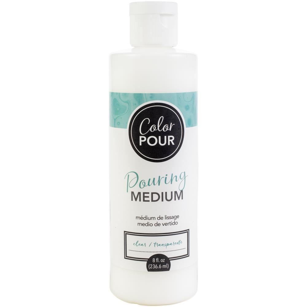 מדיום לצבעים - Color Pour Pouring Medium 8oz