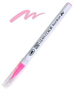 Zig Real Brush - 003 FL. Pink