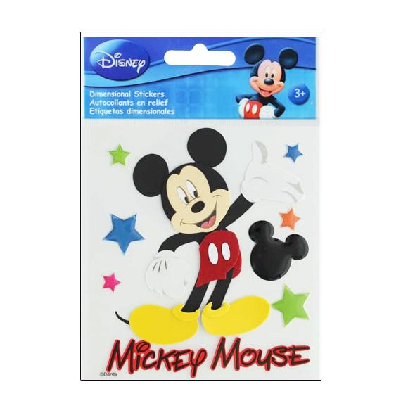 מדבקות - Mickey