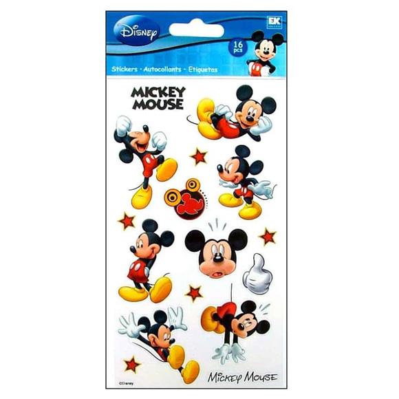 מדבקות - Mickey Mouse