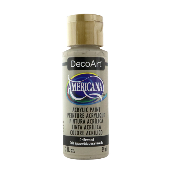 Americana Acrylic Paint - Driftwood