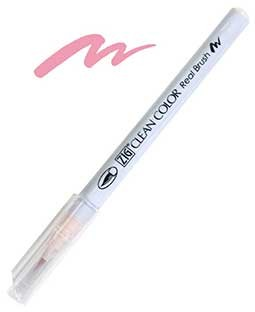 Zig Real Brush - 026 Light Pink