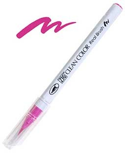 Zig Real Brush - 027 Dark Pink