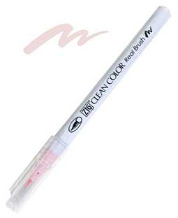 Zig Real Brush - 028 Pale Pink