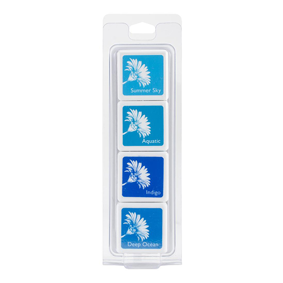 כרית דיו Dye Ink Cubes - Tropical Waters