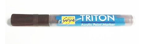 Triton Acrylic Paint Marker 1-4 mm - Havanna Brown