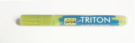 Triton Acrylic Paint Marker 1-4 mm - Light Olive Green
