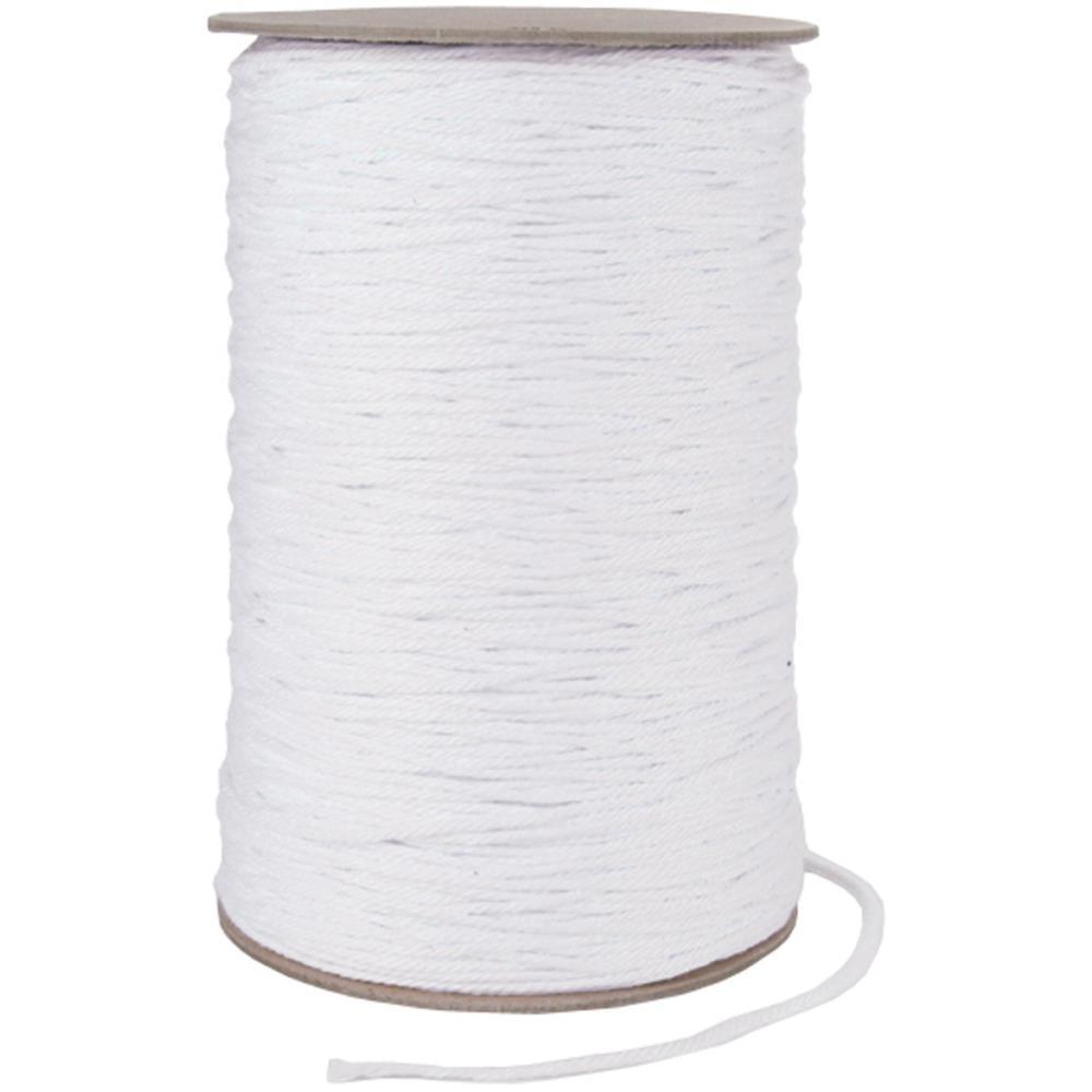 חבל לבן עבה - Cable Cord Size 80