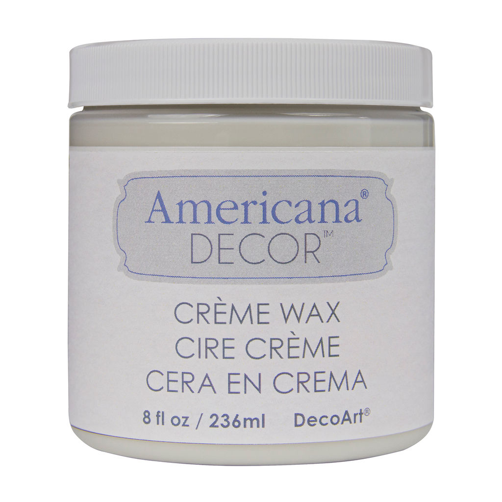 Americana Decor - Creme Wax 236 ml