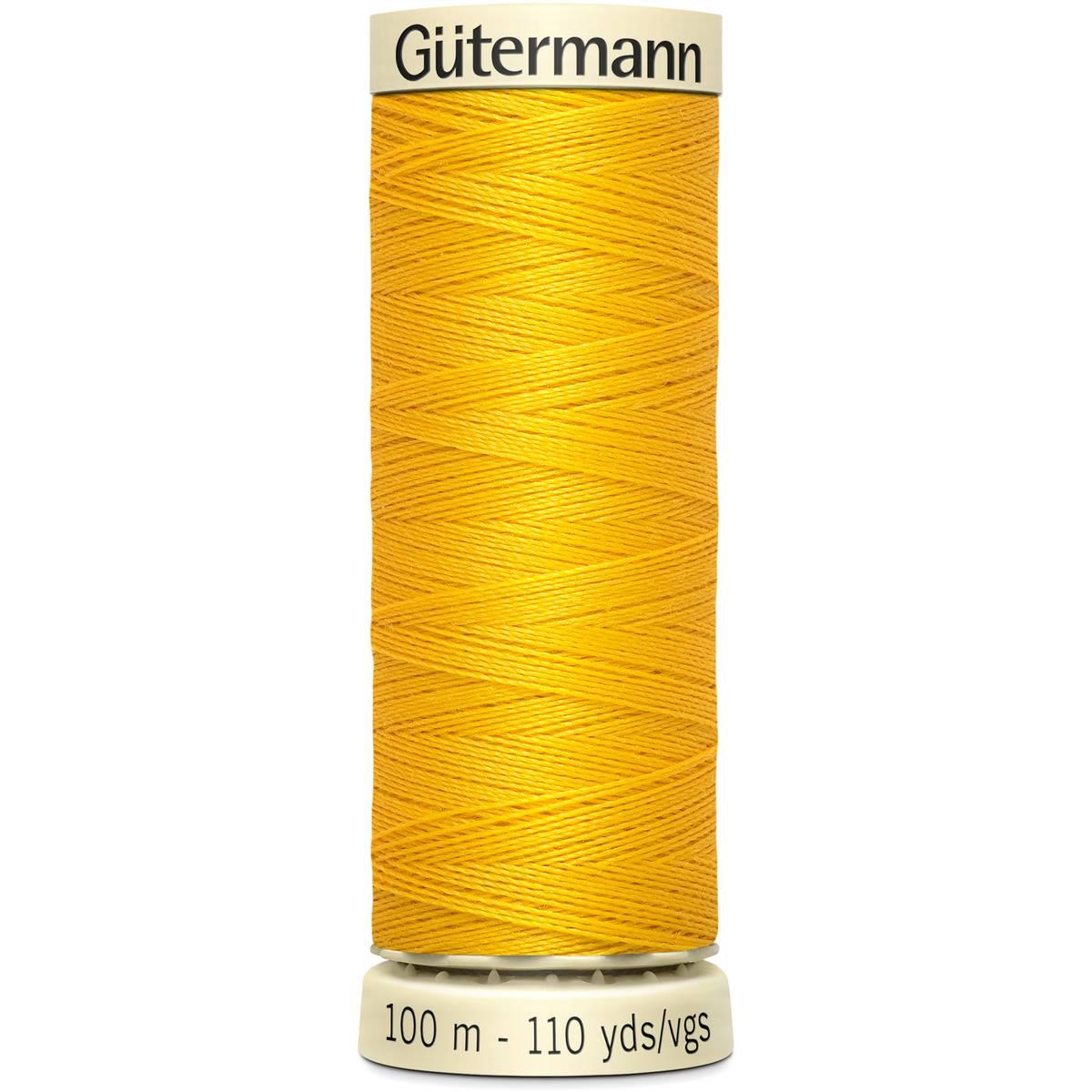 חוט תפירה גוטרמן - Yellow 106