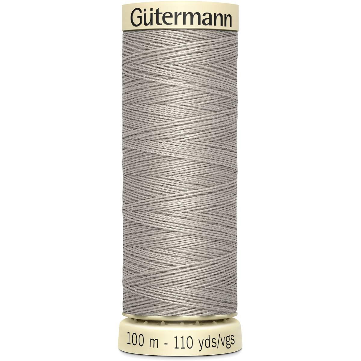 חוט תפירה גוטרמן - Grey 118