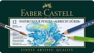 12 Watercolour Pencils - Albrecht Dürer