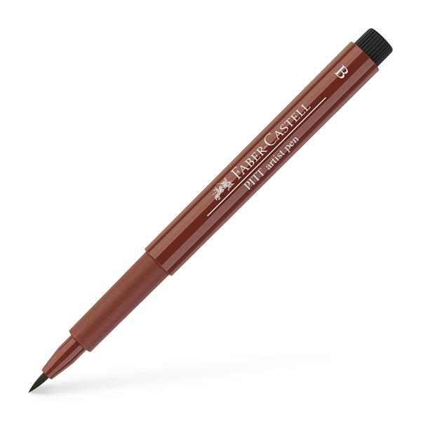Pitt Artist Brush Pen - Caput Mortuum 169