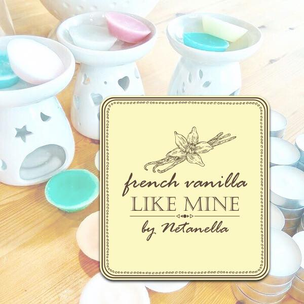 דיסקית שעווה - French Vanilla